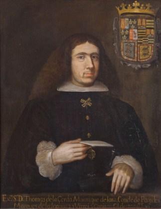 Tomás Antonio de la Cerda y Aragón, conde de Paredes y marqués de la Laguna