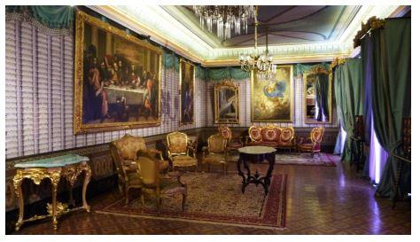 Exposición de acuarelas en el Real Monasterio de las Comendadoras de Santiago de Madrid 01