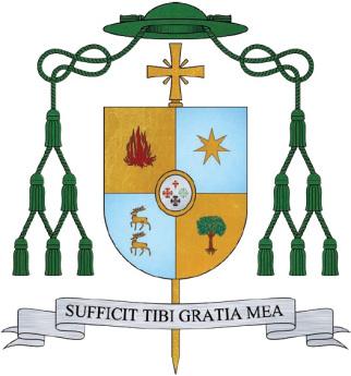 Escudo Obispo Prior OOMM