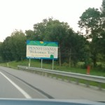 Finally, Pennsylvania....