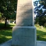 Thomas Jefferson's Grave.