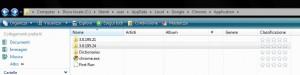 Google Chrome: file di sistema