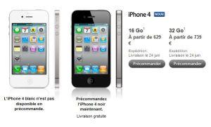 iphone4 prezzi