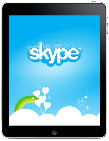 Skype su iPad