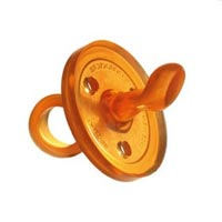 Natursutten Rubber Pacifier is an all natural baby product.