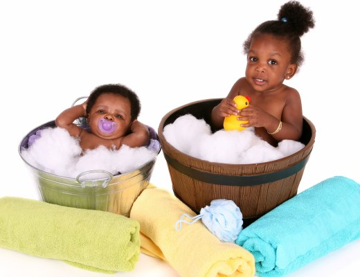 Organic baby skin care is a healthy choice for babies.