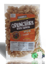 "Qrunchies Snack ""Original"" de Quinoa"