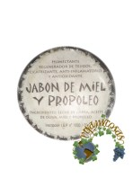 Jabón Natural de Miel y Propoleo