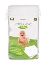 Toallas Compactas Bebé de Algodón Orgánico