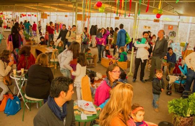 Ferias Orgánicas de Chile