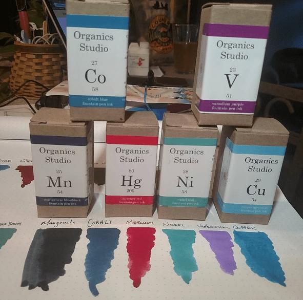 Organics Studio Elements Series
