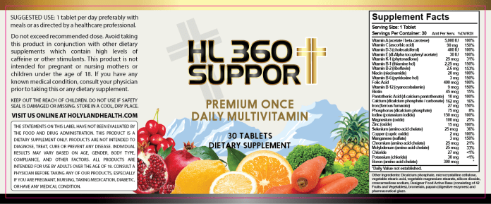 HL 360 Support Supplement Review