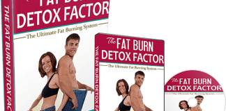 fat burn detox factor