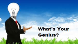 What's Your Genius