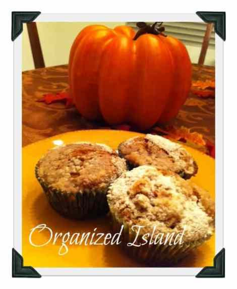 pumpkin muffins, simple muffins, easy muffins