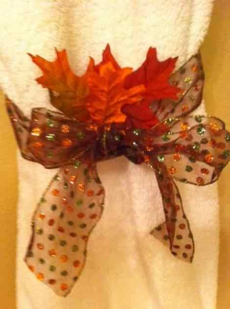 detail towel