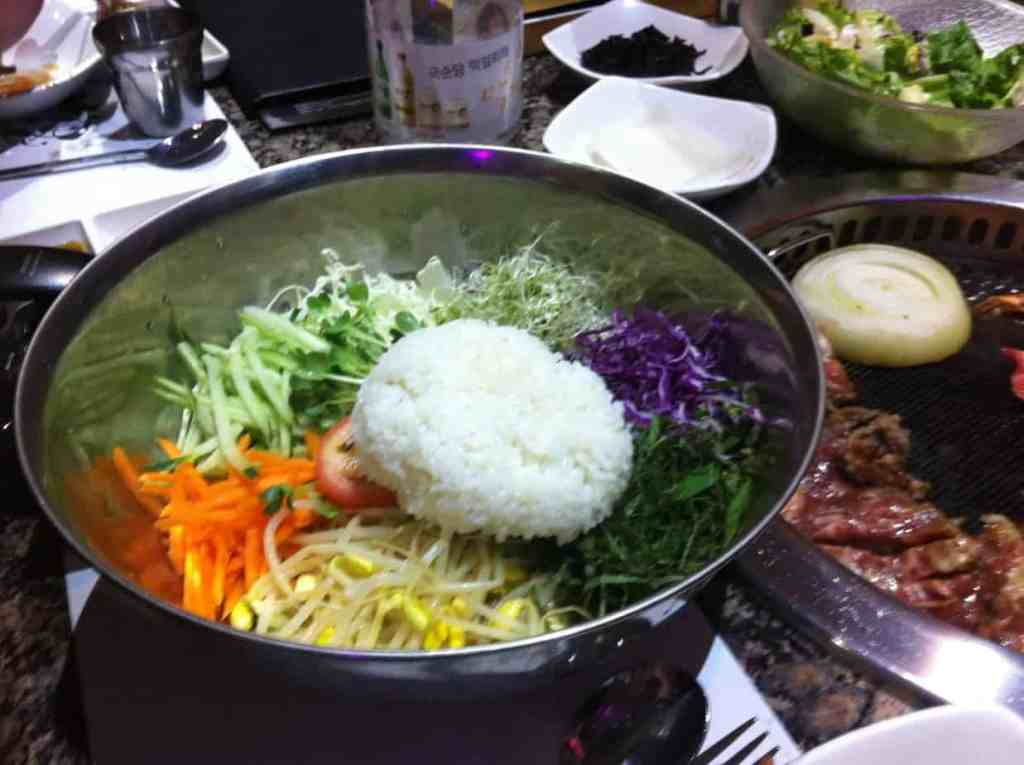 MooDaePo Korean BBQ