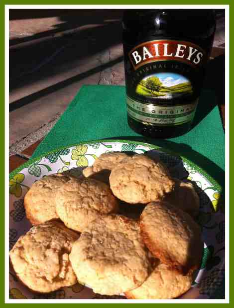 cookies with alcohol