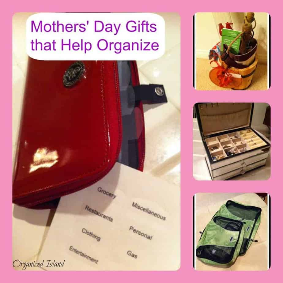 Mother's Day Gifts - Organization Style - Organized Island