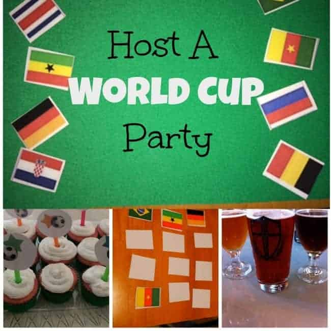 World Cup Soccer Party