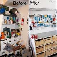 Garage Organization Update
