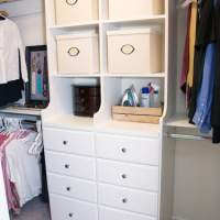 Master Bedroom Closet - The Big Reveal!