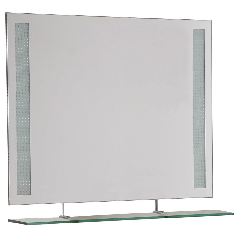 Simple Shelf Frameless Bathroom Mirror 60 Frameless Mirrors Frameless Bathroom Mirror Frameless Bathroom Mirror Shelf Image Frameless Bathroom Mirror Shelf houzz-03 Frameless Bathroom Mirror
