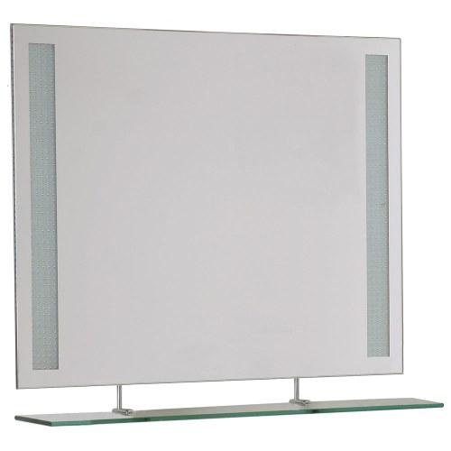 Medium Crop Of Frameless Bathroom Mirror