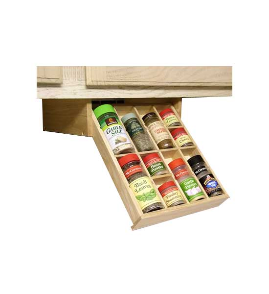 New product round up favorite items added in september for Under counter spice storage