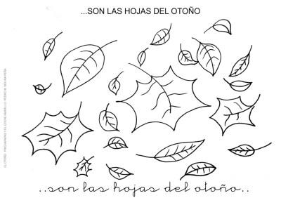 2. SON LAS HOJAS DEL OTOÑO