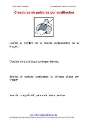 Ejercicios para niños con dislexia sustitucion de silabas imagenes (8)