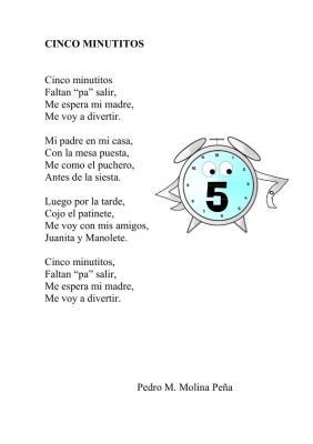 LETRA 5 MINUTITOS IMAGEN 1