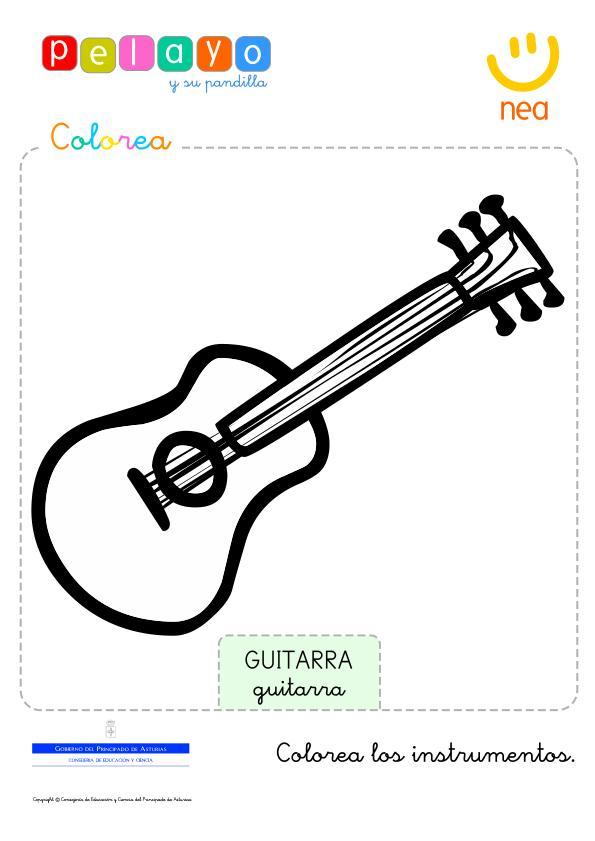 Como tocar guitarra - 2 5