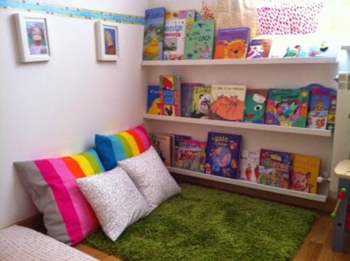 Habitaciones de beb inspiradas en montessori te damos for Caja de colores jardin infantil
