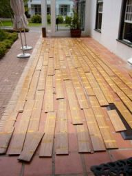 drying-the-water-soaked-planks.jpg