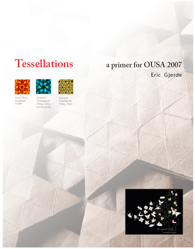 Tessellation Basics booklet now available - free PDF!