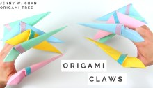 Origami Claw Thumbnail