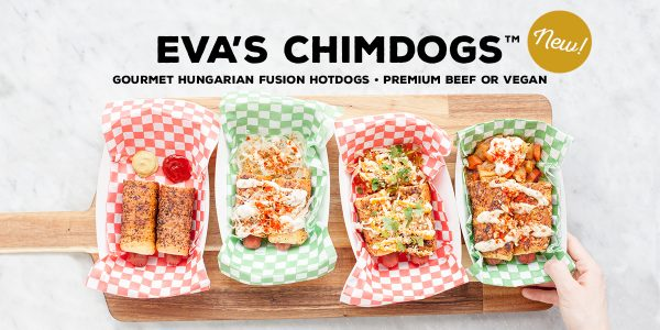 Chimdogs Gourmet Hot Dogs Toronto
