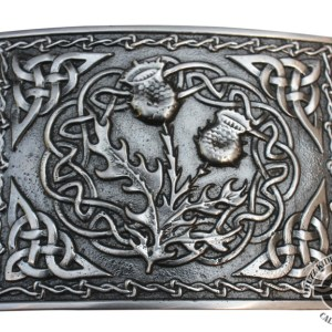 Thistle Buckle