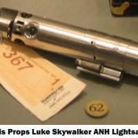 "Ellis Props ""Star Wars Luke Skywalker Lightsaber""?"