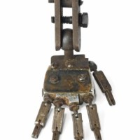 "Christie's Original Prop ""King Kong"" Stop-Motion Armature - High Resolution Photography"