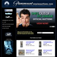 VIP Fan Auctions Launches Official Paramount Pictures Movie Prop & Costume Auctions and Website