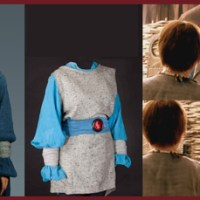 "Padmé Costume with BBC Wardrobe Tag - ""Star Wars: The Phantom Menace"" or ""French & Saunders""? (Rebelscum Story/Discussion)"