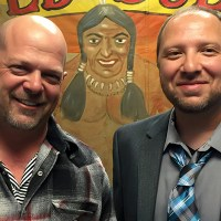 "Jason DeBord of Original Prop Blog Featured as Memorabilia Expert Authenticator on Latest ""Pawn Stars"" Episode (""Rick's Roulette"") for Flash Gordon Prop Rocketship"