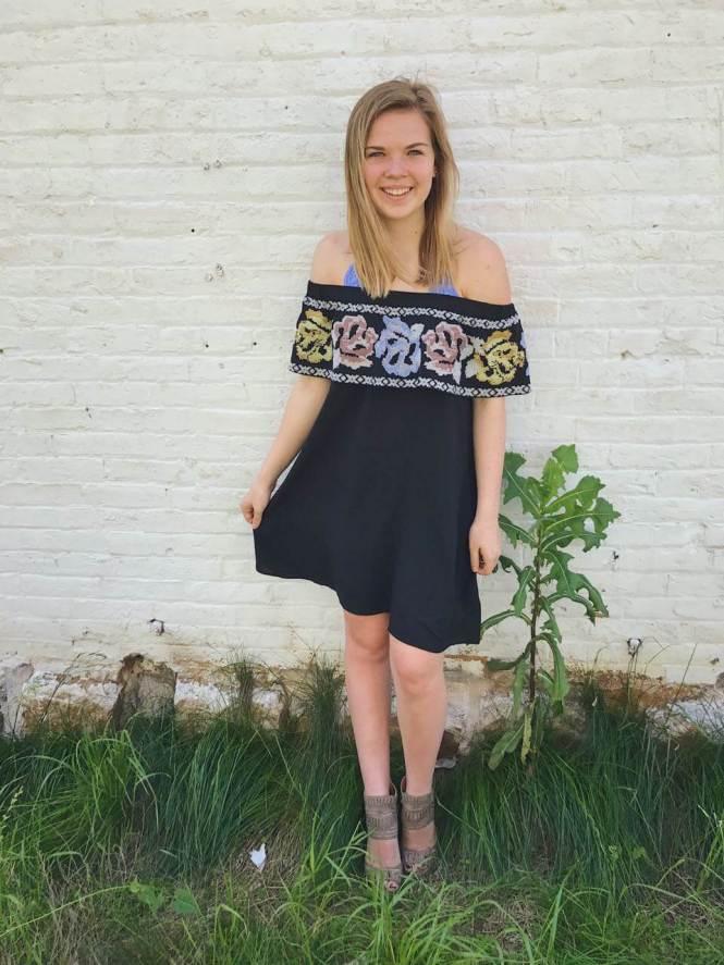 Casual Summer Dress Under $50. Original Sam Smith