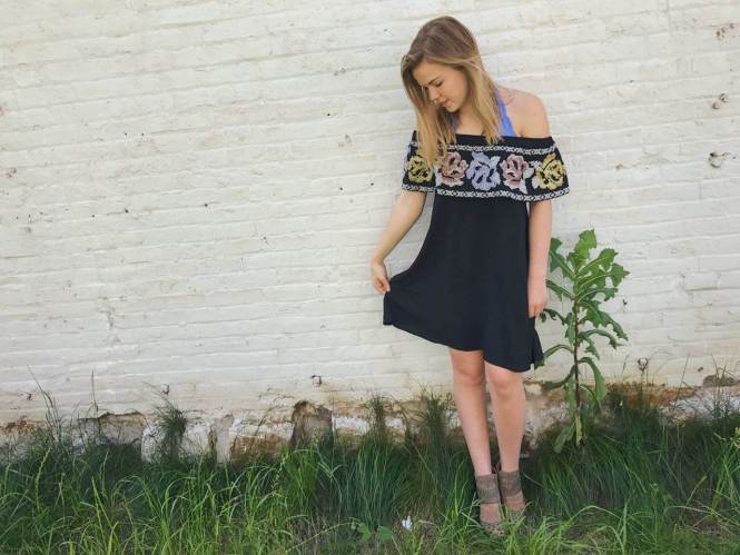 Casual Summer Dress Under $50. Original Sam Smith
