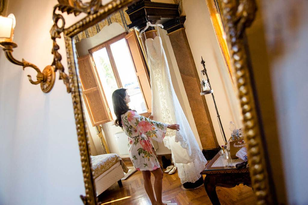 Sulie & Vidal wedding in Tuscany