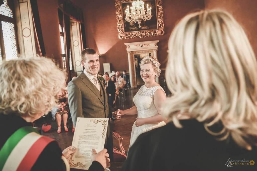 Emma & Alex Exchange Wedding Vows