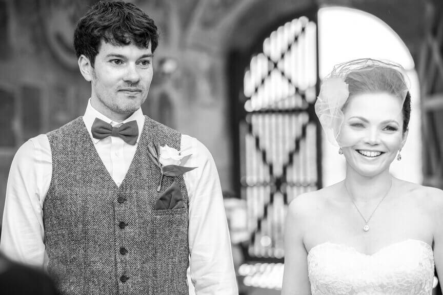 Claire & Mark civil ceremony in Certaldo