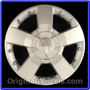 2008 GMC Acadia Rims  2008 GMC Acadia Wheels at OriginalWheels com 2007 2009 GMC Acadia